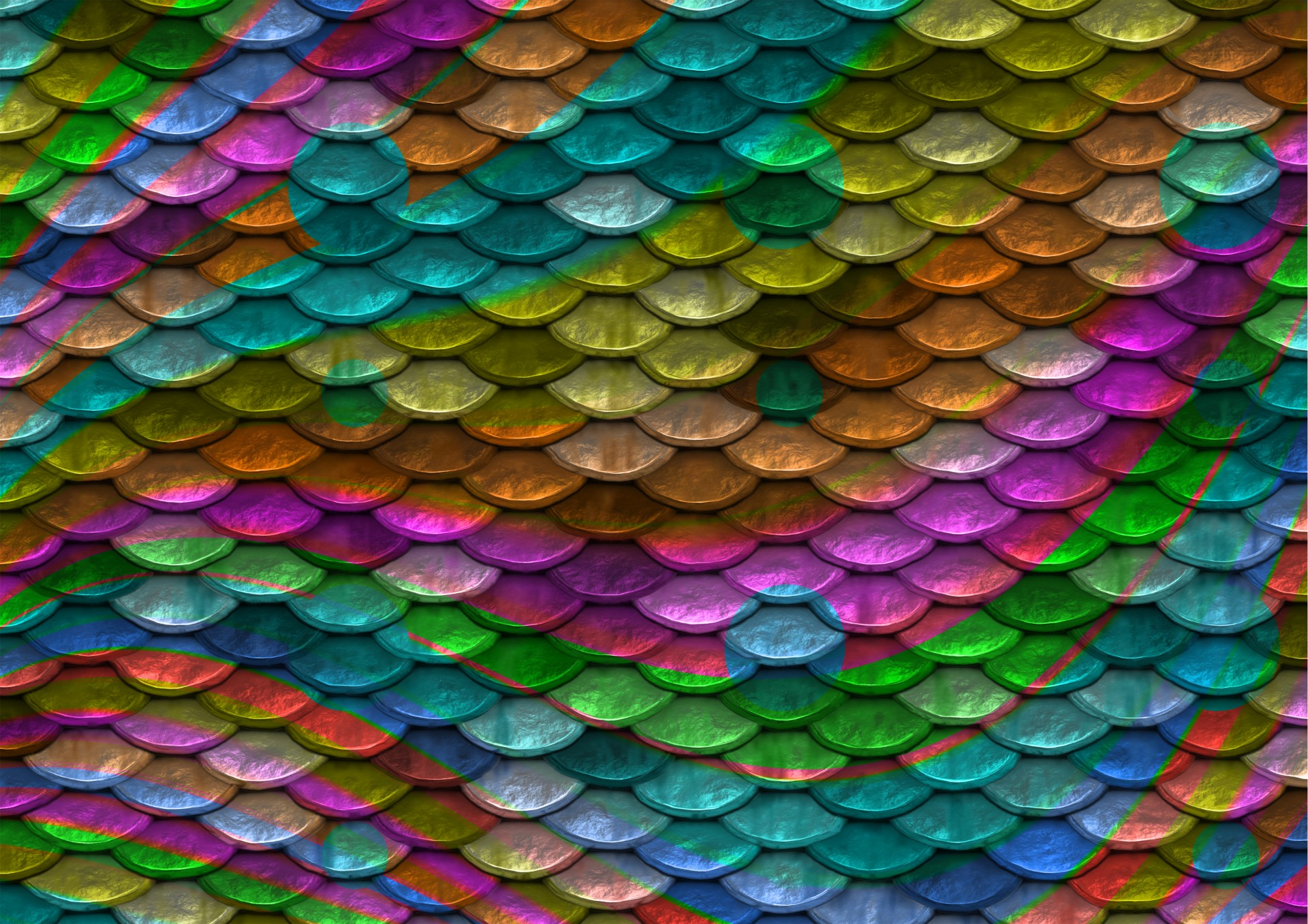 scales-backround-rainbow-colors