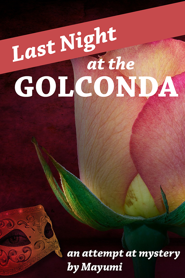 Last Night at the Golconda - cover mockup