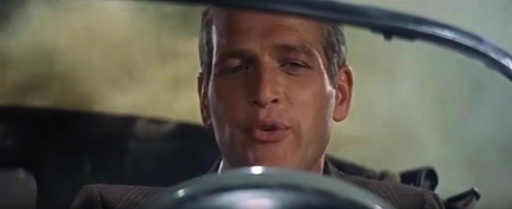 Paul Newman as Lew Harper (Archer)